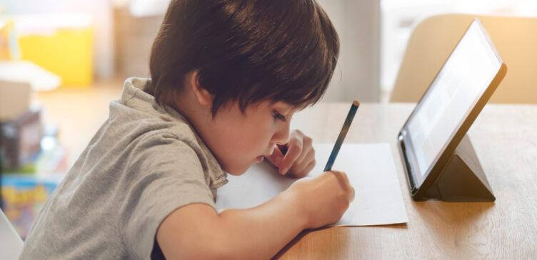 apprentissage enfant